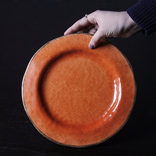 tag - Veranda Melamine Dinner Plate, Durable, BPA-Free and Great for Outdoor or  image 4