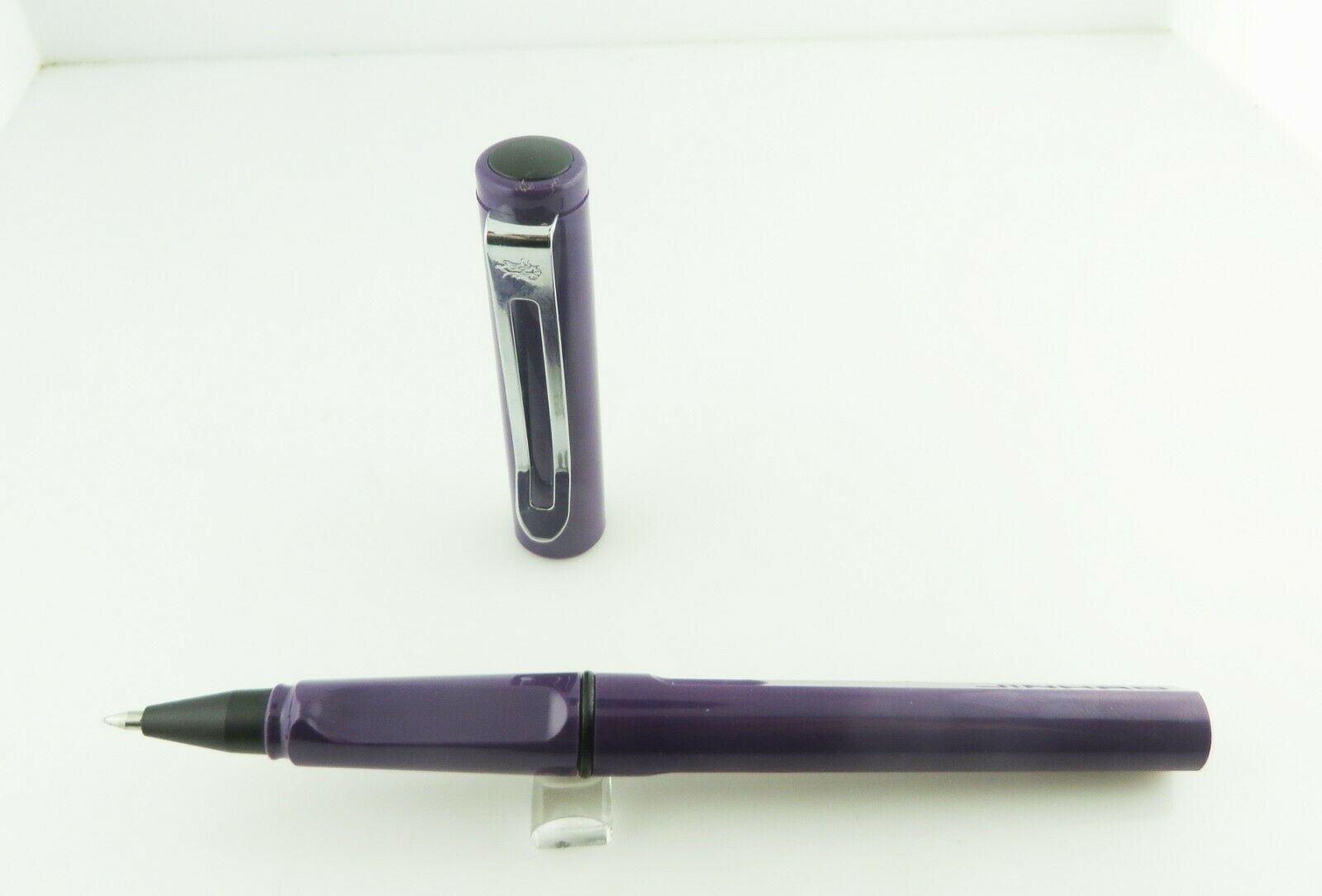 Jinhao 599A Purple Gel Pen