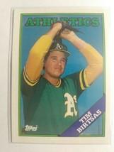 TOPPS1988CARD#501TIM BIRTSAS - $0.99