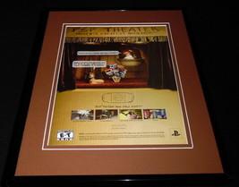 PSP System 2006 Framed 11x14 ORIGINAL Vintage Advertisement - $34.64