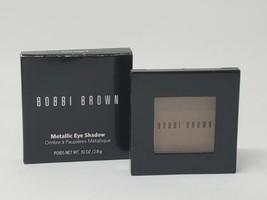 New Bobbi Brown Metallic Eye Shadow Burnt Sugar 9 Full Size  - $19.64
