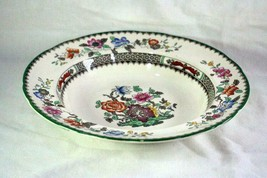"""Spode Chinese Rose Large Rimmed Soup Bowl 2/9253 8 7/8"""" - $13.85"""