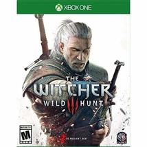 Warner Home Video Games The Witcher III: Wild Hunt XBOX One Video Game - $59.94