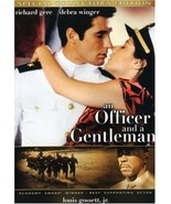 An Officer and a Gentleman DVD - $2.96