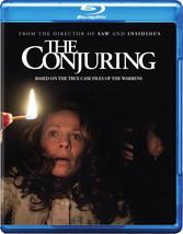 Conjuring (Blu-Ray/Uv/Ws-16X9)