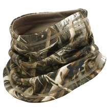 UNDER ARMOUR Scent Control Storm Neck Gaiter Adult One Size RealTree Max... - $29.24