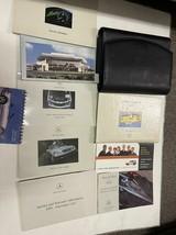 2001 Mercedes Benz SLK Classe Modelli Proprietari Operatori Manuale Set OEM - $96.97