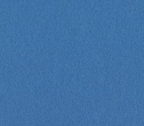 1.5 yds Bernhardt Upholstery Fabric Focus Wool Blue Bird Blue 3470-040 BI