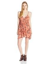 O'Neill Junior's Anja Printed Woven Dress, Canyon Sun, L