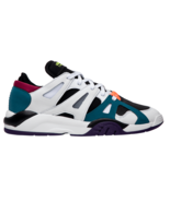 Adidas Dimension Low White/Core Black/Real Teal F34418 Mens Size 10  - $114.95