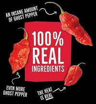 Paqui Haunted Ghost Pepper Bag Hot Carolina Reaper Chip Challenge 2 Oz (6 Packs) image 5