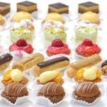 Petits Fours - Sweet Cravings - 58 pc box - $74.29