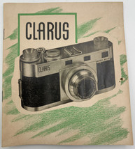 Clarus MS-35 Camera Owners Instruction Manual Specifications Guide Book ... - $12.30