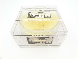 Yankee Parlor Candle 3 Wick Original Gardenia Cut Glass Jar Housewarmer 12.2 oz - $29.99