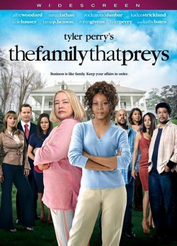 The Family That Preys [DVD New] Tyler Perry Movie