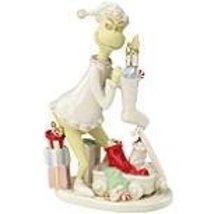 Lenox Grinch's Wagon of Christmas Wonder Figurine - $131.66