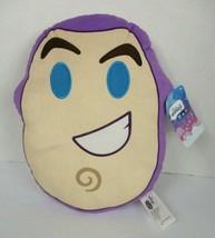 Disney Emoji Plush Buzz Lightyear Pillow Toy Story 11 Inch New with Tags - $11.87