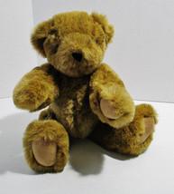 Vermont Teddy Bear Co Plush Brown Bear Friend For Life Stuffed Animal Jo... - $20.10