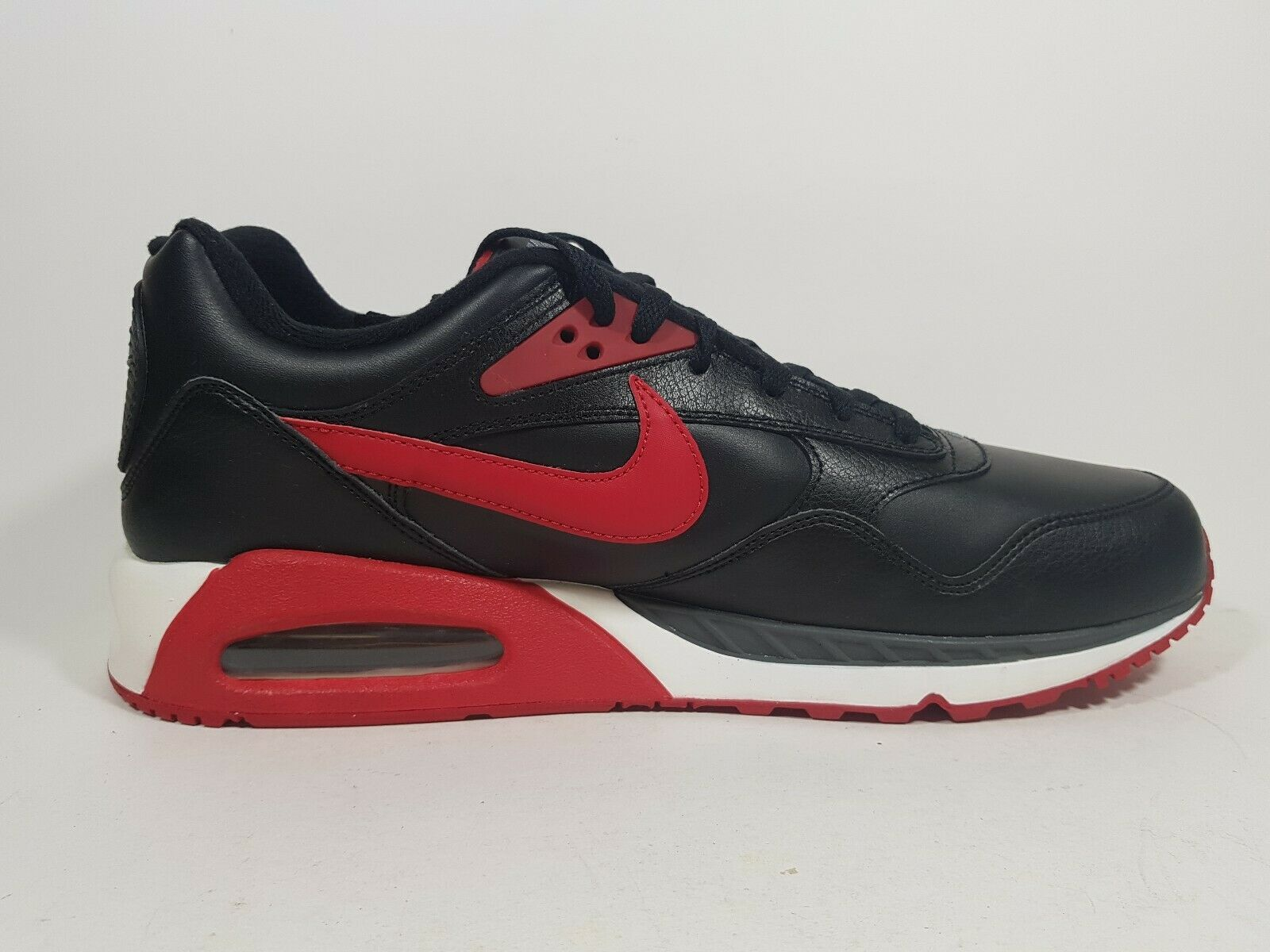 New Nike Air MAx Correlate Leather Running Black 518292 060 Mens Shoes 13 Rare image 2