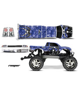 AMR Traxxas Stampede Vxl senza Spazzole Monster Truck Rc Grafica Decal K... - $29.72