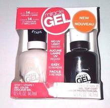 Sally Hansen Miracle Gel 2 Step Gel Set - $9.99