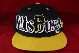 New Era MLB Baseball Genuine Merchandise Pittsburgh Pirates Snap Back Hat - $15.00
