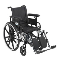 Drive Medical Viper Plus GT With Full Arms and Leg Rests 16'' - $430.80