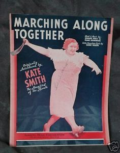 Primary image for Marching Along Together 1930 Sheet Music By Pola & Steininger Chords for Ukelele