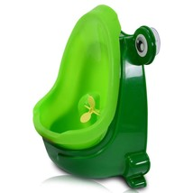 Boys Cute Training Potty Toddler Toilet Trainer With Funny Aiming Target - $19.74