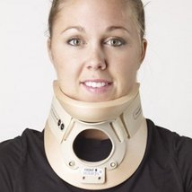Corflex Philadelphia Cervical Collar with Trachea-5 1/4 inch-M - $48.99