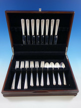 Rambler Rose by Towle Sterling Silver Flatware Set for 8 Service 32 pieces  - $1,350.00