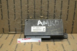 1999-2001 Ford Explorer Multifunction Control Unit XL2T14B205CD Module 132-8B5 - $9.49