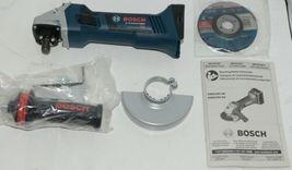 BOSCH GWS18V 45 Cutoff Angle Grinder 18V Blue Package 1 image 5
