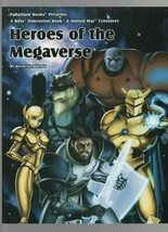 Heroes of the Megaverse - Rifts / Palladium - Minion War SC 2010 Kevin S... - $10.18