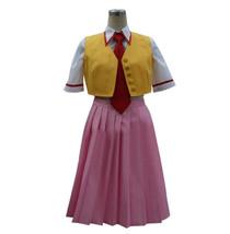 Higurashi When They Cry Higurashi no Naku Koro ni Mion Sonozaki Uniform Cosplay  - $85.00