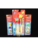 Pokemon Pikachu & Blastoise Pencil Toppers & 2 Packages of Erasers  - $23.74