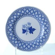 """Spode BLUE GERANIUM Salad Plate 7.5"""" - $32.73"""