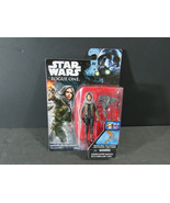 Star Wars ROGUE ONE SGT JYN ERSO (JEDHA OUTFIT) 3.75in Action Figure - $6.43