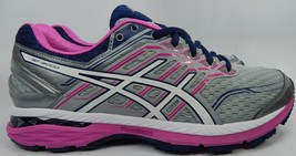 Asics GT 2000 v 5 Women's Running Shoes Size US 9 M (B) EU 40.5 Silver T757N