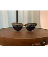 Jean Paul Gaultier Vintage Ladies Sunglasses Eiffel Tower Motif Rare Used - $731.60