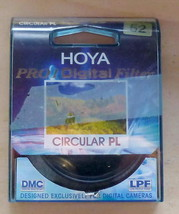 Hoya 52mm DMC LPF Pro1 Digital Circular Polarizing CIR-PL CPL Filter - $9.90