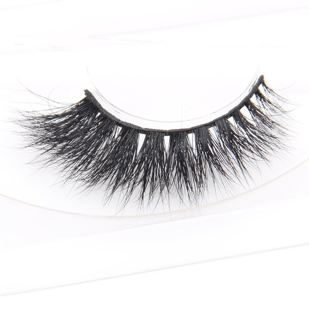 Primary image for Arimika 3D Long Thick Voluminous Dramatic Looking Wispy Handmade Mink False Eyel