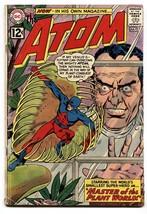Atom #1 Comic Book 1962-DC COMICS-FIRST Issue 1ST Plant Man - $212.19