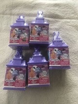 Lot of 5 Disney Vampirina Blind Castles Collectible Figures Halloween - $9.49
