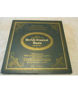 The Basic Library Of The World's Greatest Music No. 1  Record Album  - $5.00
