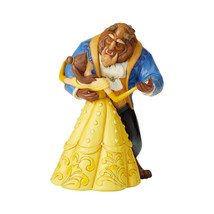 "9"" Belle & Beast Dancing ""Moonlight Waltz""  by Jim Shore Disney Traditions image 2"