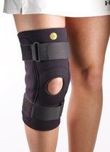 "Corflex Hinged Knee Sleeve W/TABS 3/16"" M - $56.50"