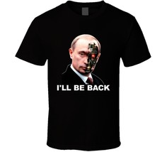 Vladimir Putin Russian President Terminator T Shirt - $18.49+