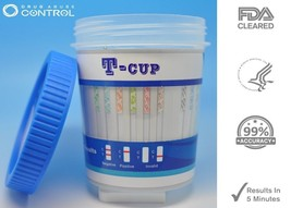 14 Panel Drug Testing Kit - 3 Urine Adulterants - FDA Cleared - Free Shi... - $7.63