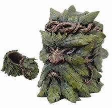 Greenman Box Statue - $46.33